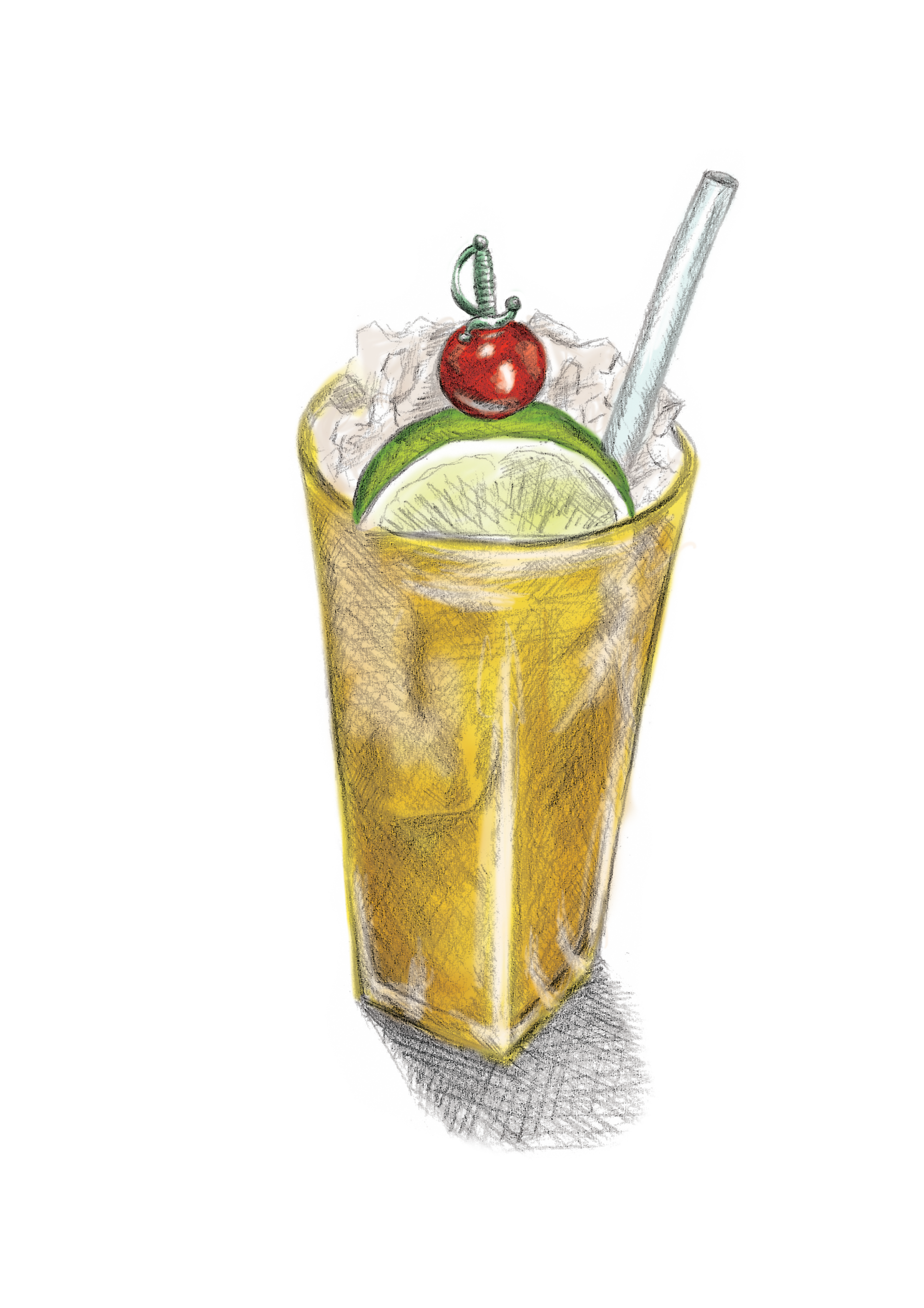 Fish House Punch ‹ The Liars Club